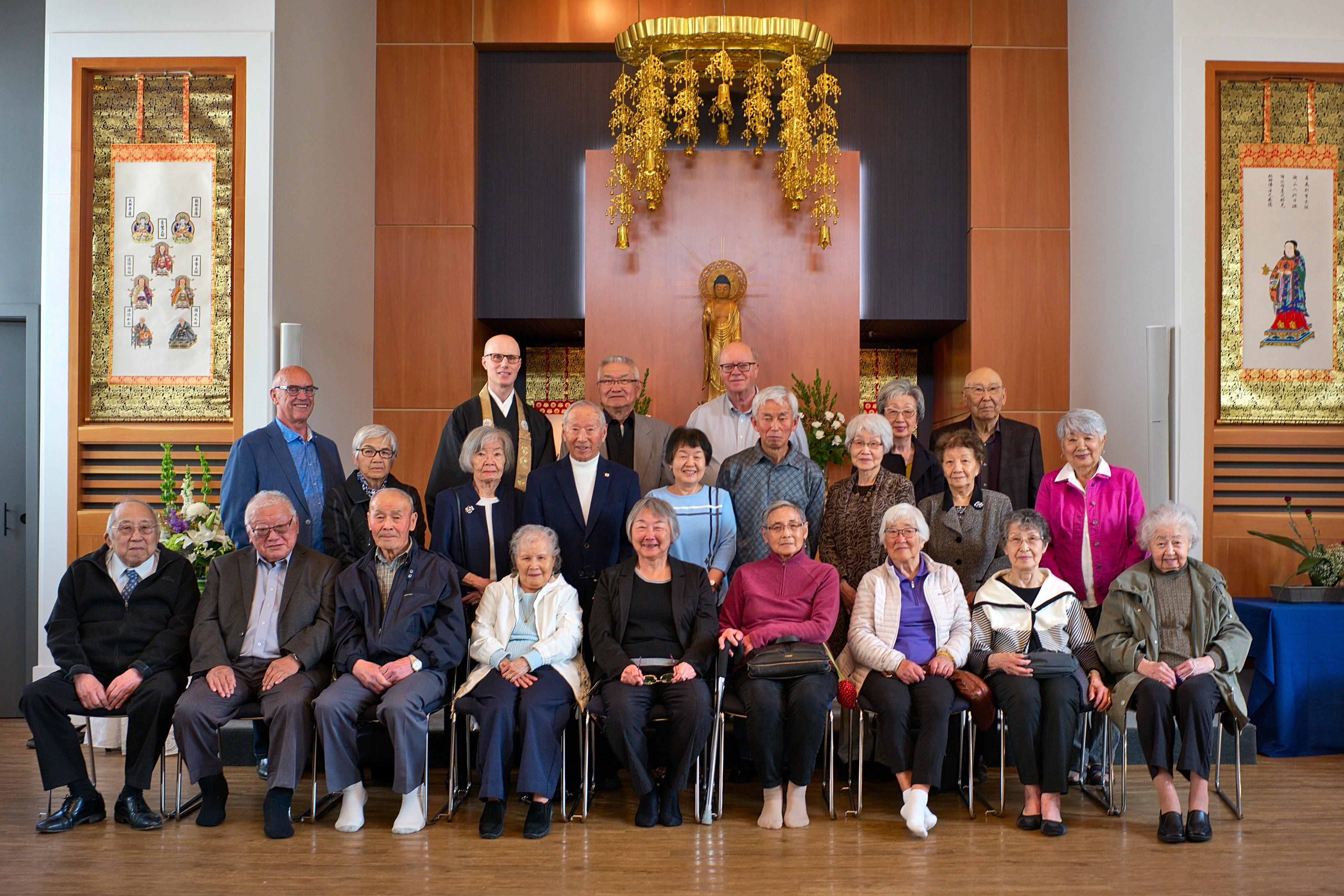 Picture of 2019 Keirokai group