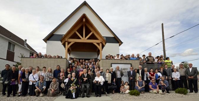 CalgaryBuddhistTempleGrandOpening_ObonAugust2015 copy